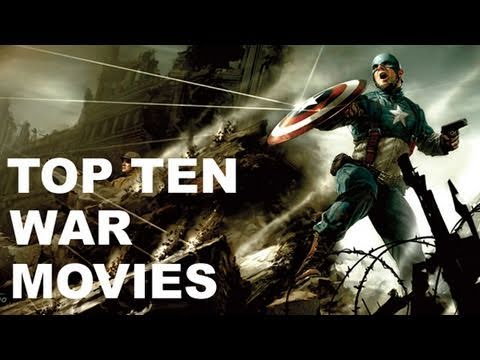Captain America: Top Ten War Movies