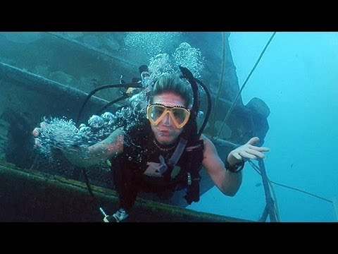 Sci Q: Underwater Living (Full Episode)