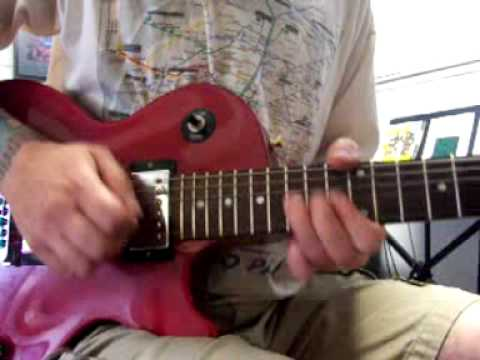 Jimmy Page riff