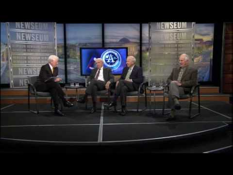 Newseum Commemorates 40th Anniversary of Apollo 8 Mission (Pt. 1)