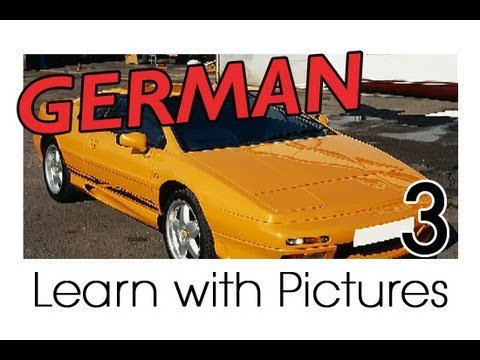 Learn German - German Vehicle Vocabulary