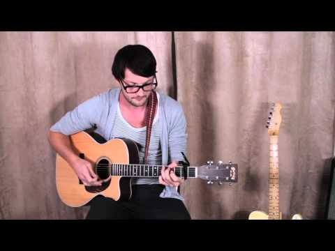 Acoustic Song Performance - Kevin Earnest - Rainmaker, original tune