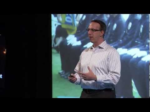 TEDxLosGatos - Marc Goodman - Future Crimes