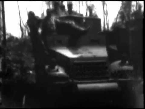 Reconnaissance Mission - Bougainville (1944)