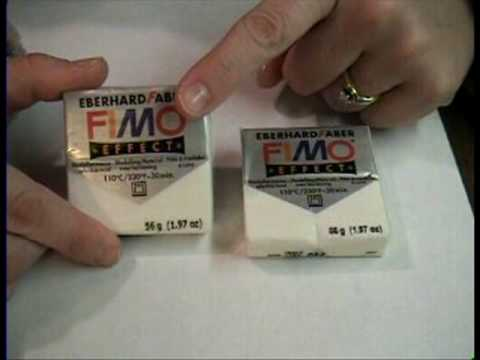 Fimo Effect Polymer Clay by Garden of Imagination