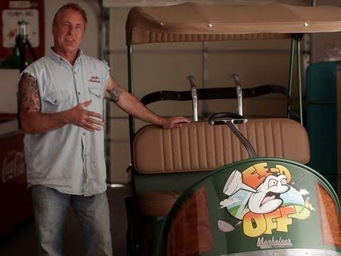 American Restoration - The Golf Cart
