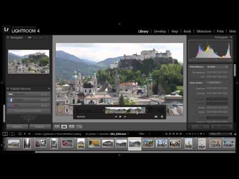 Lightroom for Travel Photography: Simple Video Edits