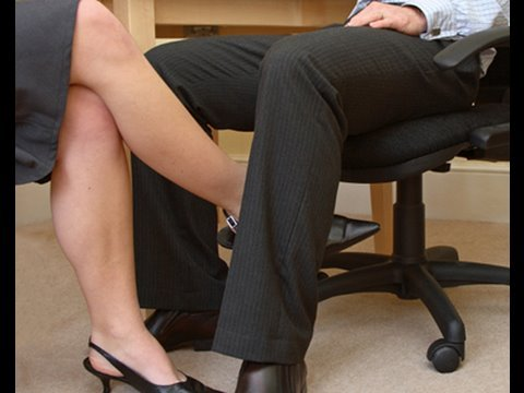 Office Sex: Just Part of Being Human? - Alain de Botton