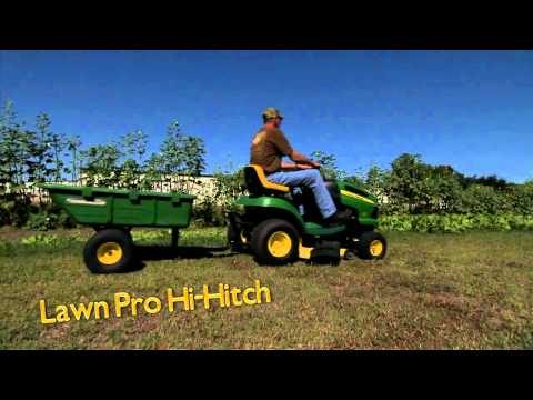 Great Day Lawn Pro Hi-Hitch - The Home Depot