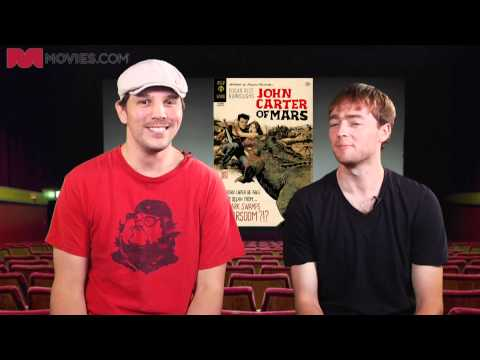 Hunger Games, Game of Thrones, John Carter - The Schmoes Know Movie Show