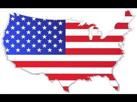 50 States - US Geography Song For Children