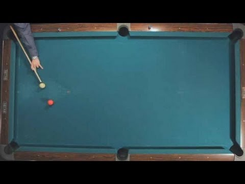 Pool Trick Shots / Fundamentals: Banks