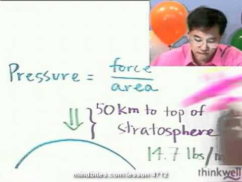 Chemistry: Properties of Gases