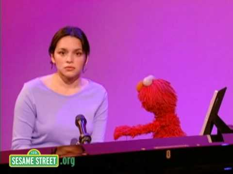 Sesame Street: Norah Jones Sings Don't Know Y