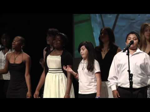 TEDxManhattanBeach - New Designs Charter School & Mira Costa Choir