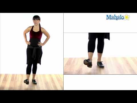 How to Tap Dance: Maxi Ford Pull Back