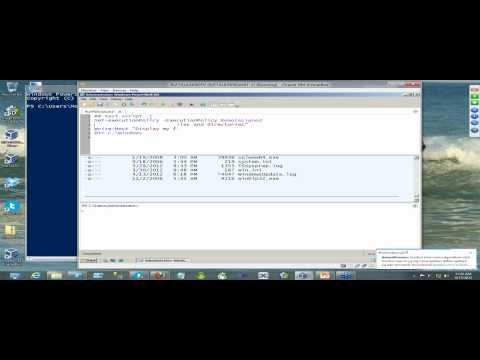 Free SQL Training - Basic Intro to PowerShell for the DBA