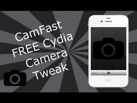 CamFast Tweak Access Camera Anywhere On iPhone, iPod Touch & iPad