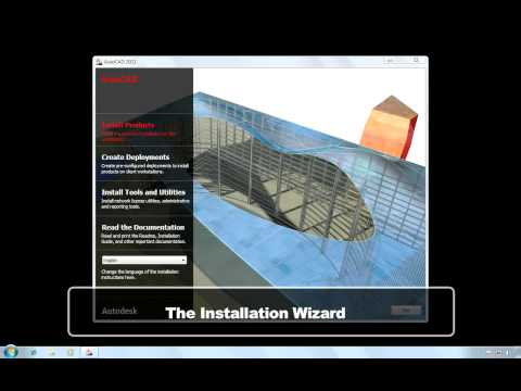 Network Install of AutoCAD Based 2011 Products