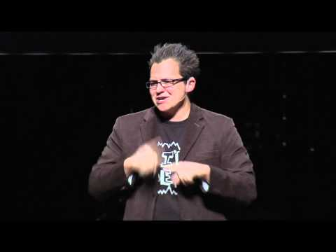 TEDxNASA - Sean Forbes - Music + Accessibility = What Matters Next