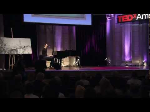 Your Brain On Music: Jesse Boere at TEDxAmsterdamED