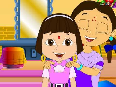 Kanthula Kallu - Telugu Telugu Animated Nursery Rhymes