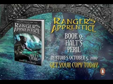 Book trailer for Ranger's Apprentice 9: Halt's Peril by John Flanagan