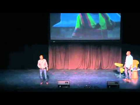 TEDxGreenville - Jeremy Make & Andy Raney - kART Across America - What is Your Art?