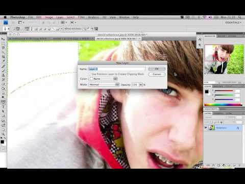 Photoshop Basics : How to cut a person / object out of a picture