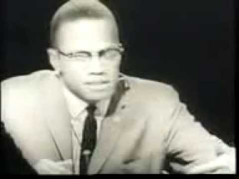 MALCOLM X: If They Give it to You, They Can Take it Away