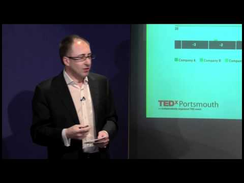 TEDxPortsmouth - Simon Walker - Using 'Social Feedback' technology to drive performance