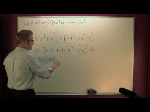 add and subtract polynomials.mov