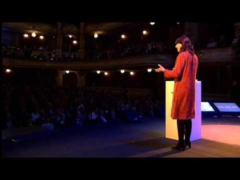 TEDxAmsterdam - Sarah Darwin - 11/30/2010