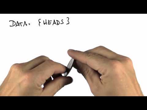 Flipping Coins - Intro to Statistics - Probability - Udacity