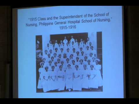 A History of Filipino Nurses in America - Catherine Ceniza Choy