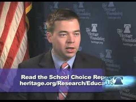 Positive Developments in Expanding School Choice in 2007