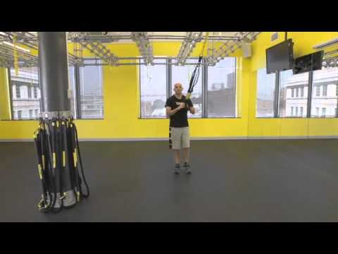 Top 3 Benefits of TRX® Suspension Training
