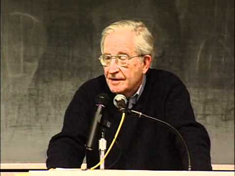 2005 - Noam Chomsky - The Idea of Universality in Linguistics and Human Rights (MIT) 8