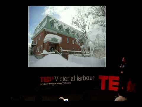 The Origins of Destinations: Cliff Bernstein at TEDxVictoriaHarbour