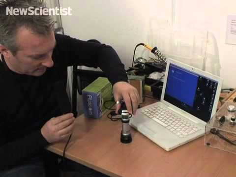 How to make a digital microscope