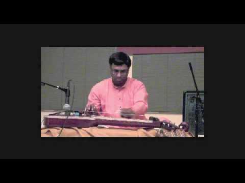 N. Ravikiran in concert at Stanford
