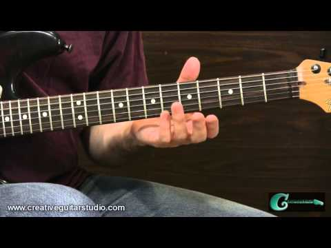 Masterclass Series - Part 2: The Guitar's Role for Melody & Harmony