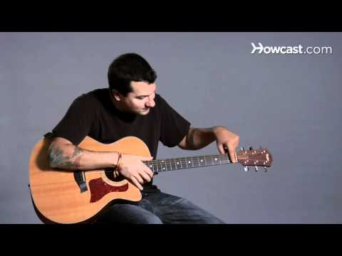 How to Play Guitar: Beginners / The Parts of a Guitar