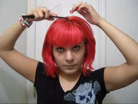 Hair Tutorial: How to Curl Short Hair by BettieJoe88