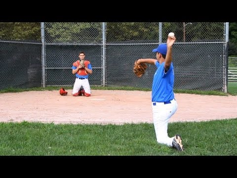 How to Throw a Baseball | Baseball Pitching