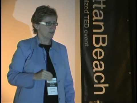 TEDxManhattanBeach - Susan Burden - A Creative Organizational Model To Strengthen Our Community