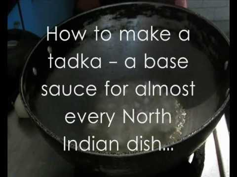 FOOD 1 (How to Make TADKA)