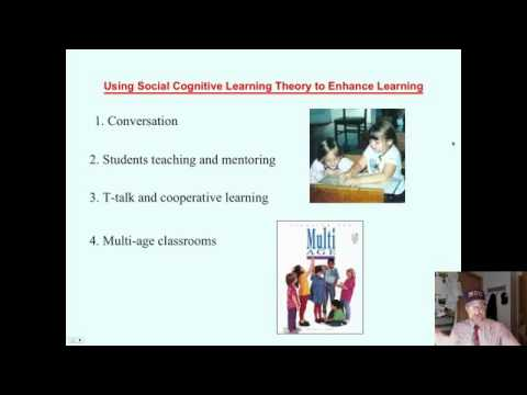 Saylor PSYCH303: Social Learning 6 Using Social Learning Theory to Enhance Learning