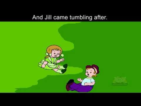 Jack and Jill Nursery Rhyme Karaoke