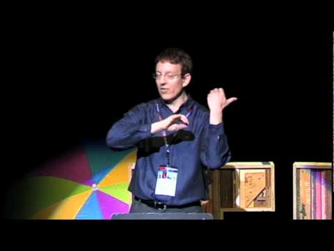 TEDxMuskegon - Scott Speck - small city: BIG IDEAS